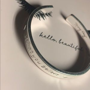 What You Believe You can Achieve Mary Kay bracelet